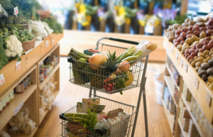 Personal bio food shopper