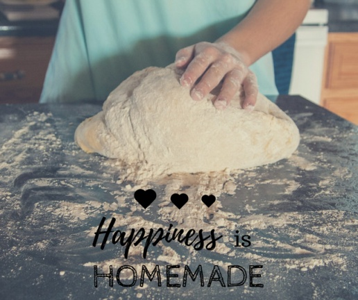 happiness-is-homemade, autoproduzione